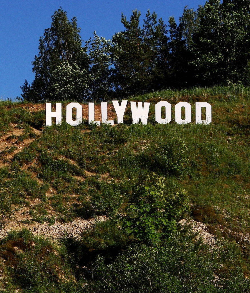 Hollywood is coming to China