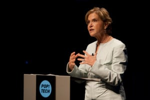 Judith Rodin President of the Rockefeller Foundation
