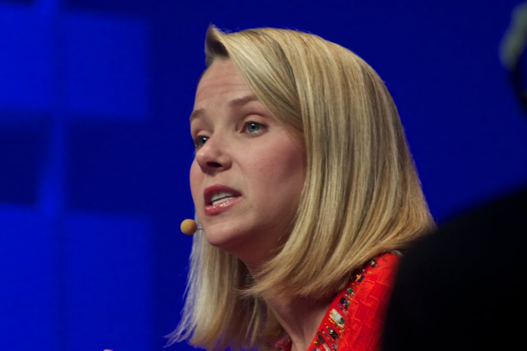 Marissa Mayer apology