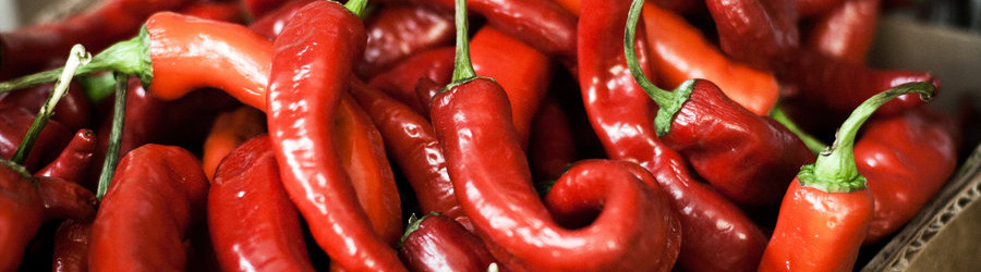 Are Hot Chili Peppers the Fountain of Youth?