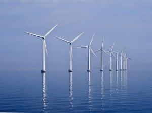 Harnessing the Ocean Winds—Floating Windmills