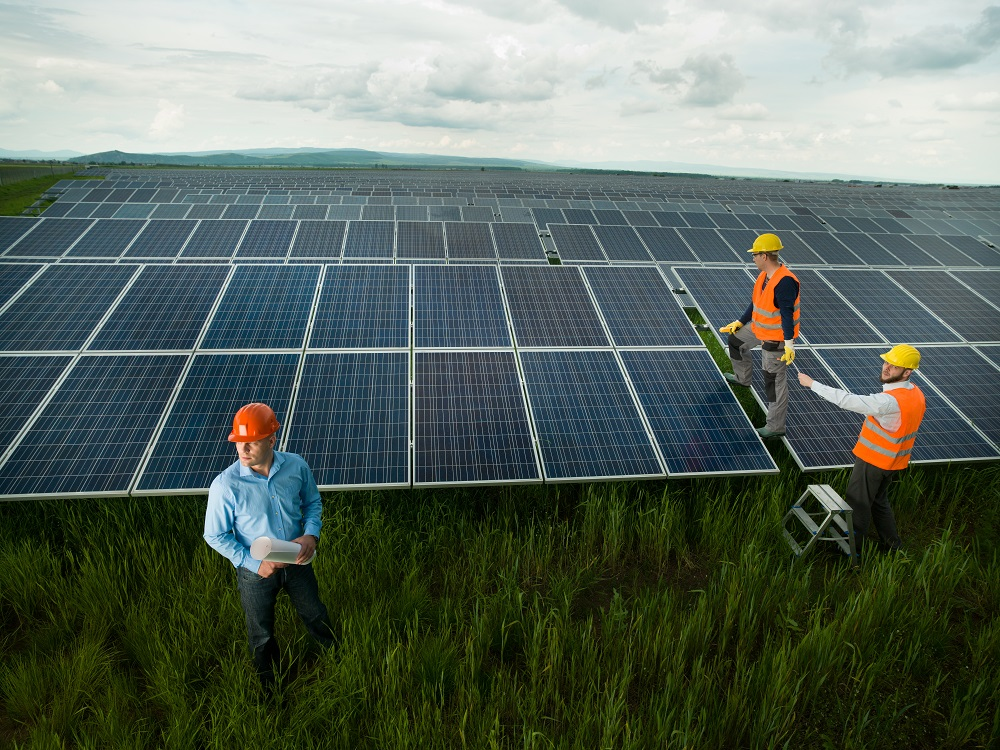 Solar Power Services : What happens when you put together the latest in solar