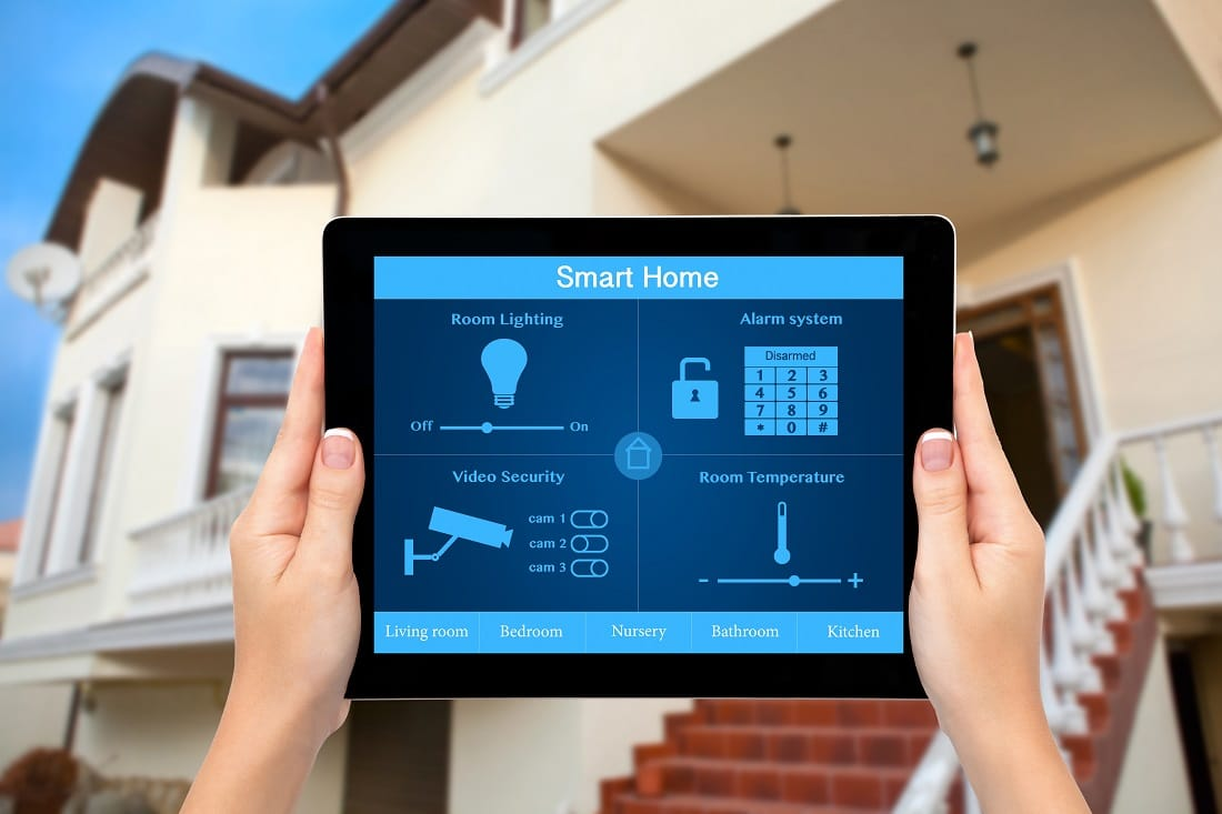 Smart Home Technology for Seniors