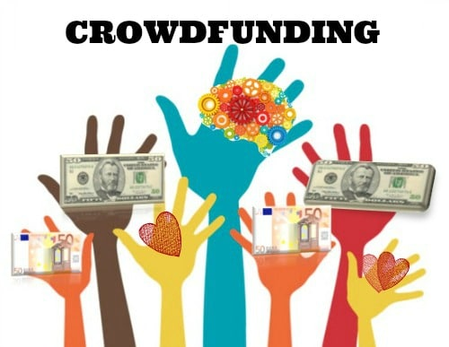 Paul Burdell - is using crowdfunding