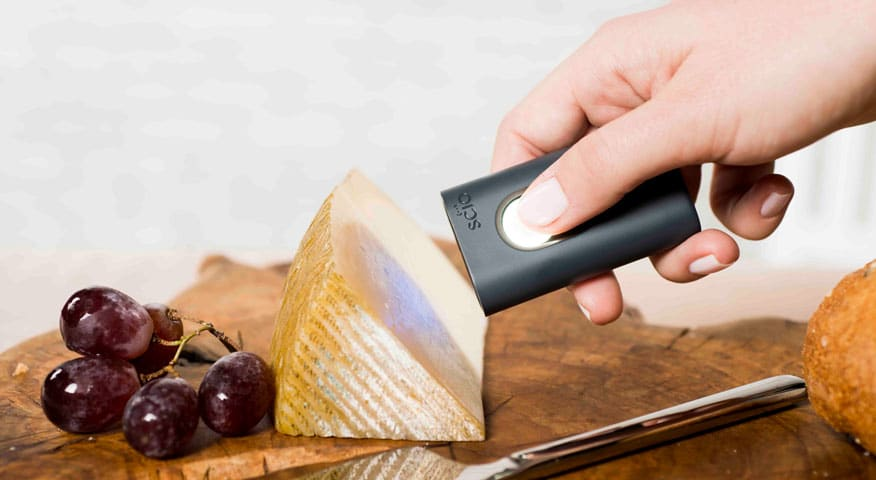 Scanning Cheese Scio